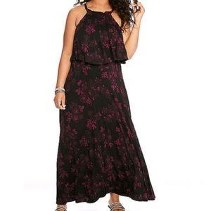New Torrid women's maxi dress size 1